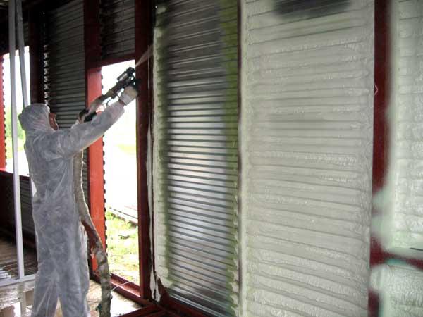 Materiaux Isolation Exterieure D Une Maison Peinture